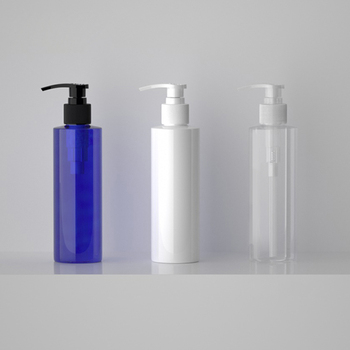 30pc 200ml Lotion Pump Cosmetics Container Shampoo Bottles With Dispenser Personal Care Liquid Soap Packaging Containers 200cc