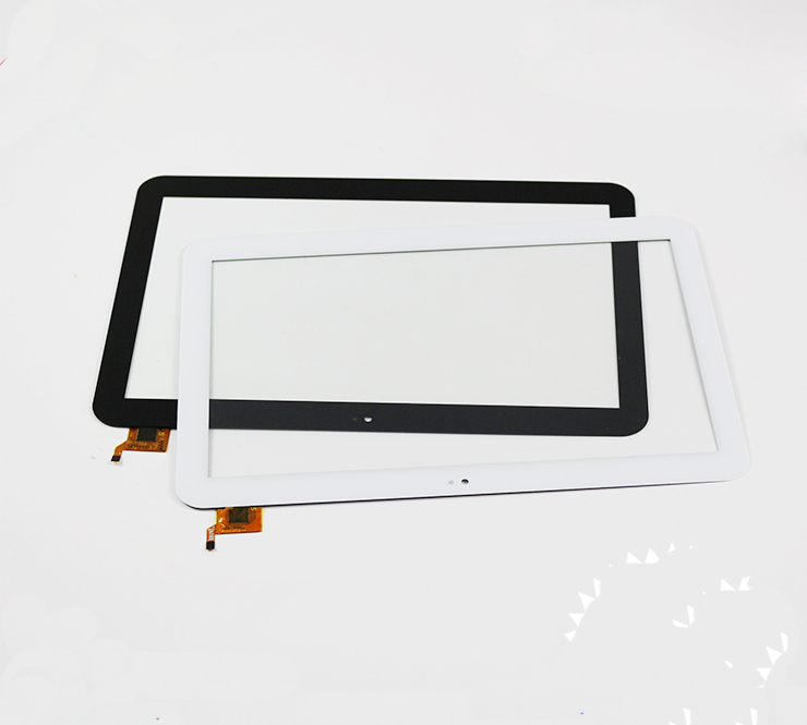 White New 10.1 inch Touch Screen Panel WGJ10136-V1 for PIPO M9 Tablet PC Replacement Digitizer Glass MID Touch PC linen car seat covers for volkswagen vw passat b5 b6 b7 polo 4 5 6 7 golf tiguan jetta touareg car accessories car styling