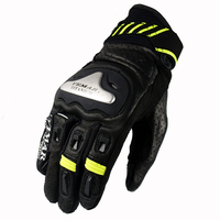 Vemar Guantes Moto GP Motorcycle Gloves Touch Screen Leather Vintage BMX Gloves Motocross Gloves Racing Retro Racing Riding MTB