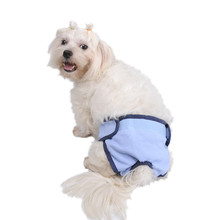Dog Shorts Pet Puppy Physiological Pants Diapers Underwear Menstruation Pet Male Dogs anti-harassment Resilient Cloth