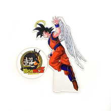 Dragonball Z Son Goku farewell acrylic stand plate holder cake topper