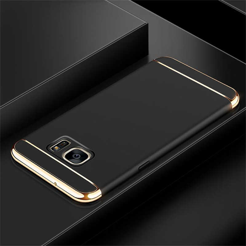 Luxury Hard Coverage Removable Fundas Case For Samsung Galaxy A10 A30 A50 A70 J3 J5 J7 Prime 2016 S6 S7 Edge S8 S9 S10 Plus Case