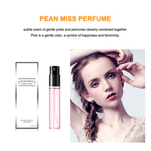 MayCreate 3ml Perfumed Women Atomizer Parfume Bottle Glass Fashion Lady Female Parfum Long Lasting Flower Fragrance Perfumed