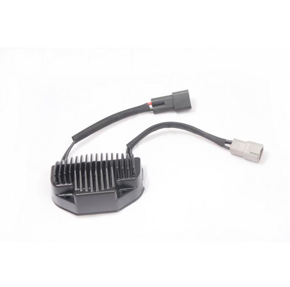 brand new Motorcycle Voltage Regulator Rectifier For Harley Davidson 04-05 Dyna FXD/WG Repl Models 74631-04 цена и фото