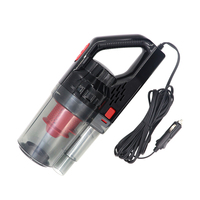 DC 12V Car Vacuum Cleaner High Power 150W 6000PA Wet/Dry Handheld Portable Auto Vacuum Cleaner
