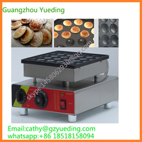 Electric power equipment dutch pancake maker/dorayaki vi du maker/industrial waffle cone maker for sale