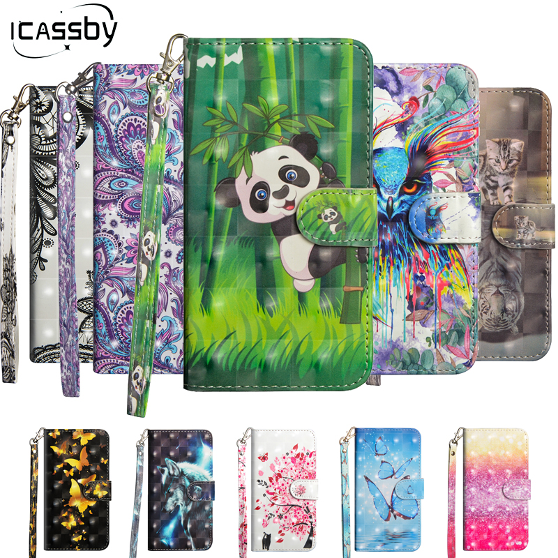 S10 Lite Coque For Samsung Galaxy S10 / S10 Plus Case Flip PU Leather Wallet Phone Cover For Samsung Galaxy S10 S 10 Lite Fundas