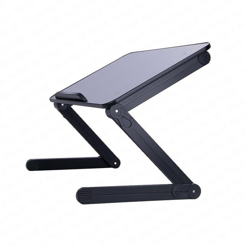 Small Table Bed Foldable Laptop Desk Bed With Small Dormitory College Lazy Folding Bracket Mesas Pequenas Height Adjustable Desk