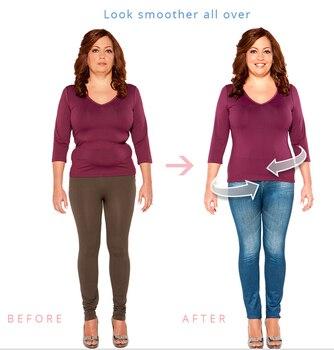 Gtpdpllt S-XXL Women Fleece Lined Winter Jegging Jeans Genie Slim Fashion Jeggings Leggings 2 Real Pockets Woman Fitness Pants 4