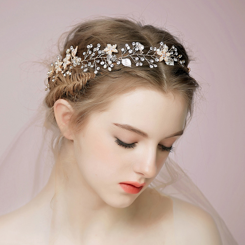 Buy Cheap Beautiful Wedding Hat Veils Tulle Adult Bride Hats With Pearls Bridal Short Face Veil Lace Hat Free Shipping Wedding Accessories
