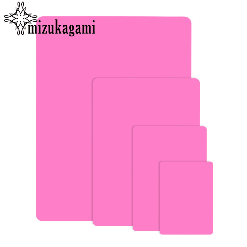 1pcs/lot UV Pink Resin Jewelry Liquid Silicone Mold Silica Gel Gasket Silicone Charms Molds For DIY Decorate Making Jewelry