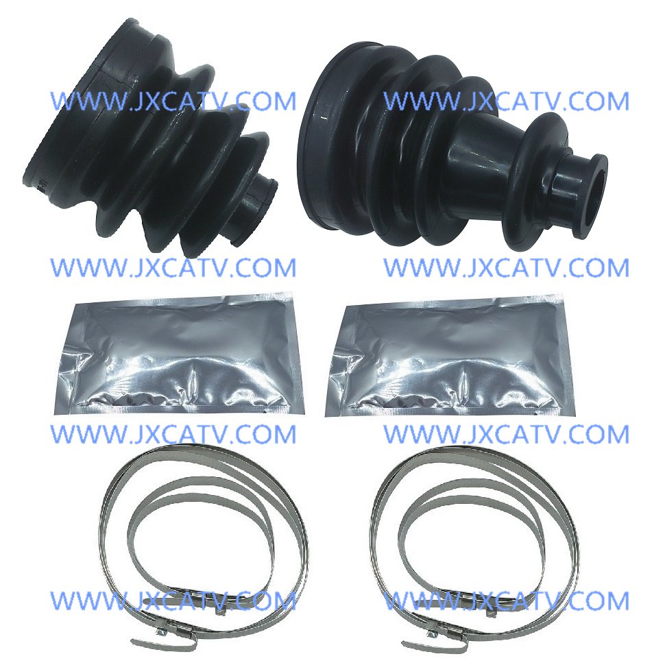 Комплекты ботинок CV приводного вала оси подходит для CAN AM 400 OUTLANDER 500 CAN AM 500 RENEGADE 800 и CAN AM 1000 COMMANDER