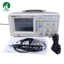 Профессиональный DS1102E 2 Каналы цифровой запоминающий осциллограф электронные Проверка цепи