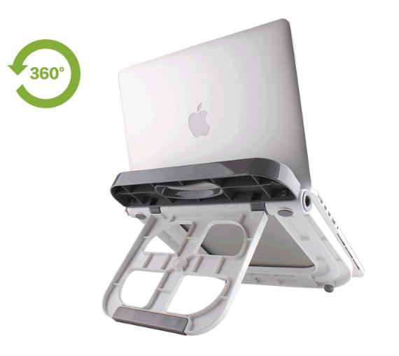 Universal Mulit Purpose Folding Portable Laptop Stand Notebook Table 10'' 15'' 14'' PC Holder Lapdesk For Macbook 10 To 17 Inch