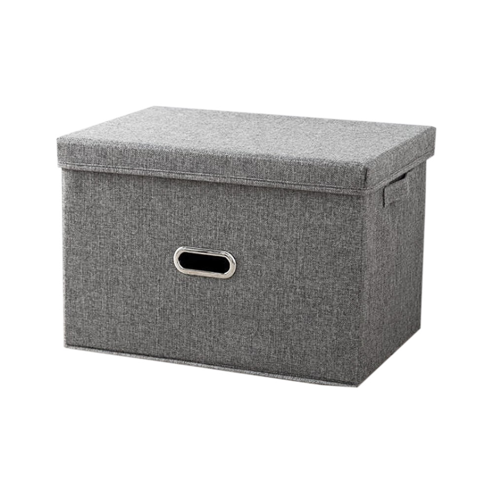 Disney Collapsible Storage Trunk Toy Box Organizer Chest: Fashion And Simple Style Storage Box, Collapsible Linen