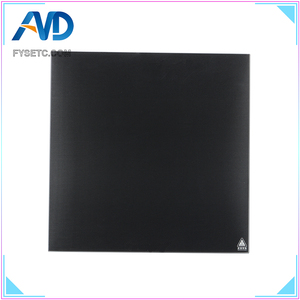 220*220 мм/235*235/310*310 мм Ultrabase hotbed Platform Build Surface Glass Plate для A6 A8 cr10 Ender-3 WanHao i3 3D принтер
