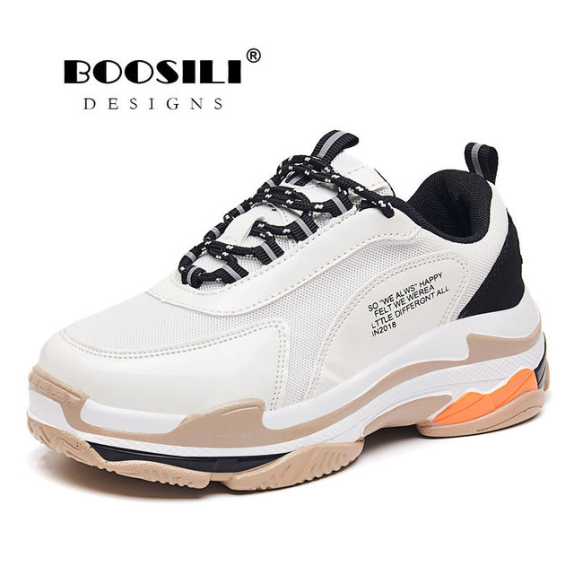 2018 Brand Golden Genuine Leather Casual Women Trainers Goose Star Breathe Slipony Shoes Small Bee White Soft Sole