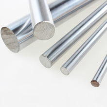 optical axis rail linear carbon steel finished round rod bearing shaft carbide hardfacing chromium plated 17mm to 40mm chrome цена в Москве и Питере