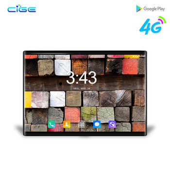 CIGE N9 4G LTE Android 8.0 Smart tablet pc 10.1 inch octa core tablets computer Ram 6GB Rom 64GB 1280X800 8MP GPS WIFI FM+GIFT - DISCOUNT ITEM  30% OFF All Category