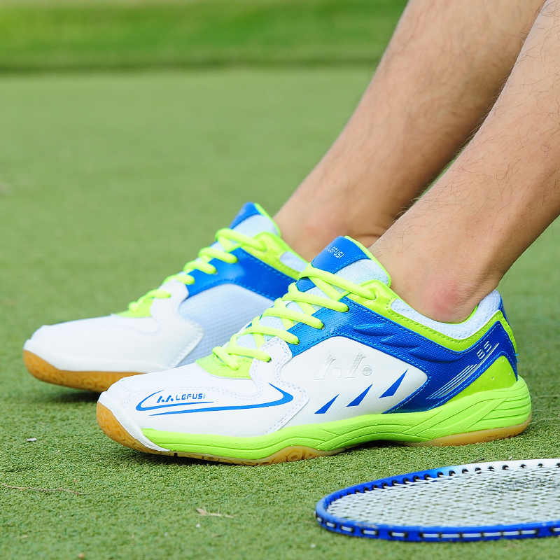 DUDELI Professional Badminton Shoes Men Badminton Sneakers Lefusi Couples Badminton Sneaker Indoor Sport Tennis Dropshipping