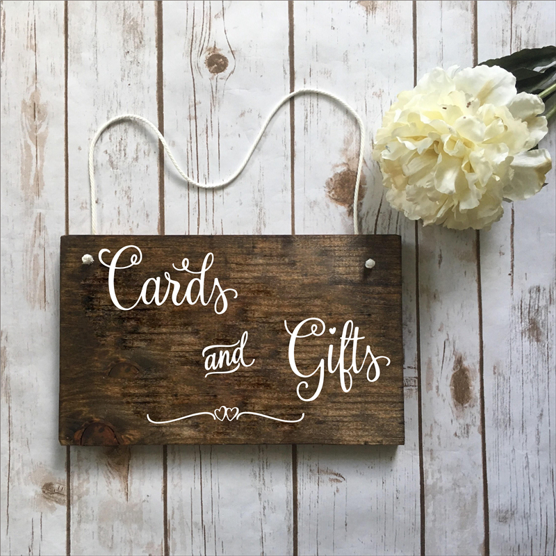 Cards and Gifts sticker