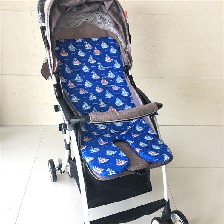 5 Stlys Cotton Polyester Baby Stroller Cushion For Stroller Seat, - ბავშვთა საქმიანობა და აქსესუარები - ფოტო 2