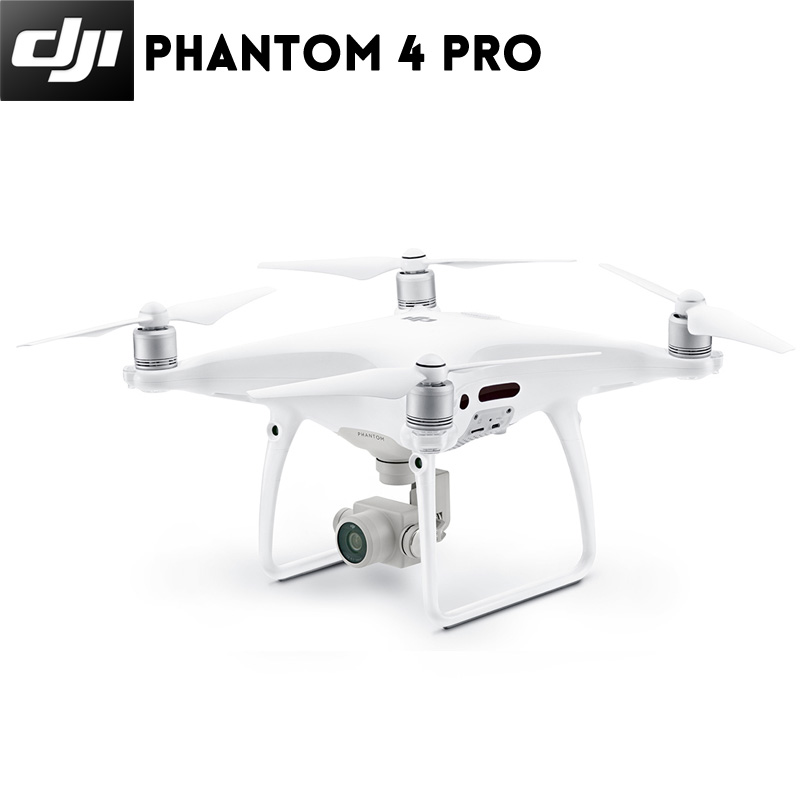 Stock!! DJI Phantom 4 Pro 1-inch 20MP Exmor R CMOS sensorquadcopter drone rc airplane