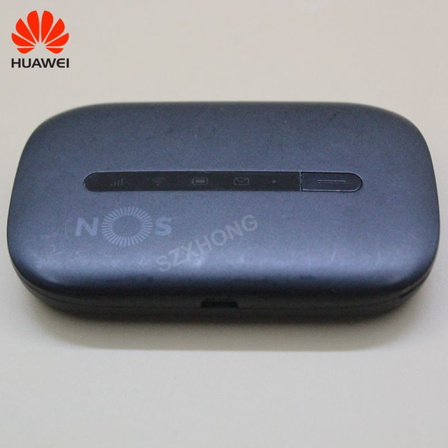US $17 49 |Unlocked Used Huawei E5330 E5330Bs 2 3G Mobile WiFi Hotspot &3G  Wireless Pocket WiFi Router with SIM Card PK E5220,E5251-in 3G/4G Routers