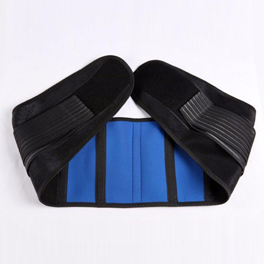product Workers Adjustable Neoprene Lumbar Support Pain Relief Lower Back Belt Brace