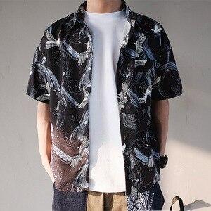 Image 2 - בתוספת קוד גודל גדול זכר גאות הרזיה 9XL 10XL 11XL חצי קצר שרוול חולצה גברים של בגדים