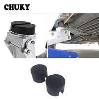 CHUKY Car Jacks Rubber Pad Jacks Durable Supporting Rubber Block Jacking Disk Pad For BMW E39 E90 E60 Opel Astra h g j insignia