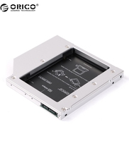 ORICO L127SS V1 Laptop Aluminum SATA 3 0 Hard Drive Or SSD Caddy Tray For 12