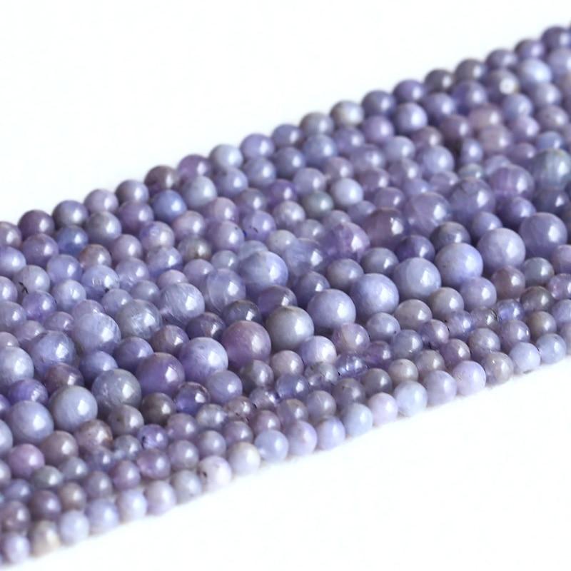 6.6mm Natural Argentina Rose Rhodochrosite Gemstone Round Beads Bracelet