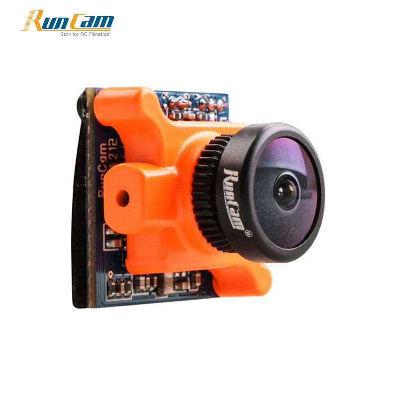 Newest RunCam Micro Sparrow WDR 700TVL 1/3 CMOS 2.1mm FOV 145 Degree 16:9 FPV Camera NTSC/PAL Switchable newest runcam sparrow 700tvl fpv mini camera 1 3 cmos 2 1mm 16 9 ntsc pal switchable on osd for qav r drone quadcopter