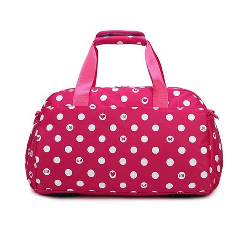 Myvision Fysisk Gym Tennis Bag Män Kvinnor Fitness Candy Färg - Väskor för bagage och resor - Foto 5