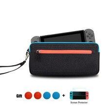 Nintend сумка Switch чехол Супер тонкий сумка для nintendo Switch консоль с игровой картой слот защитный для игровых аксессуаров