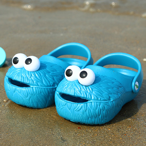 Image 3 - Summer Kids Slippers Shoes Boys Cave Shoes Indoor Casual Non slip Slippers Children Girls Beach Shoes Slippers