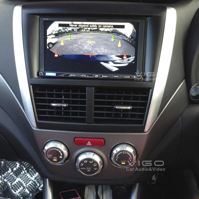 11 095 Car Radio Facia for SUBARU Forester Impreza WRX