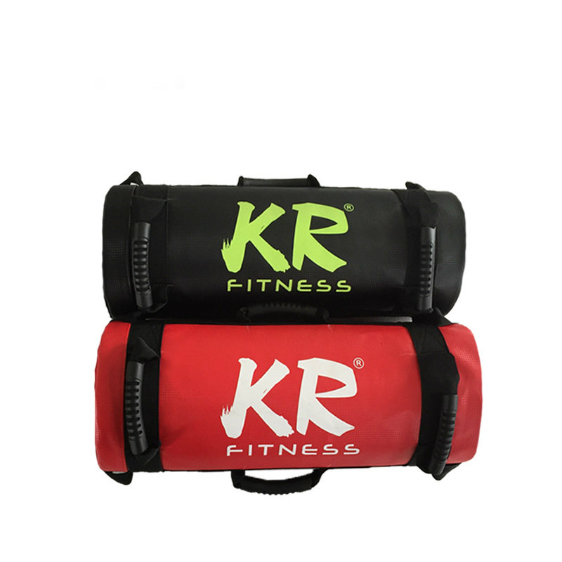 5 20kg Unfilled Power Bag Fitness Bulgarian Body Building Gym Sports Sand Bag Muscle Training Crossfit PU Leather Sandbag in Punching Bag Sand Bag from Sports Entertainment