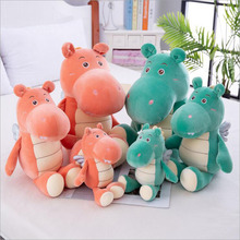 Cute Cartoon Dinosaur Doll Soft Plush Toys Stuffed Animal Toy Children Boys Birthday Gift