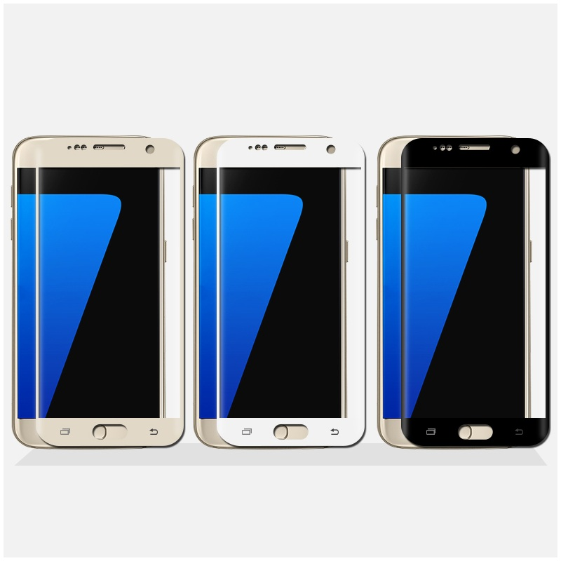 for Galaxy S7 <font><b>Tempered</b></font> <font><b>Glass</b></font> <font><b>MOFI</b></font> 3D <font><b>Curved</b></font> <font><b>Tempered</b></font> <font><b>Glass</b></font> <font><b>Screen</b></font> <font><b>Full</b></font> <font><b>Cover</b></font> Film for Samsung Galaxy S7 G930