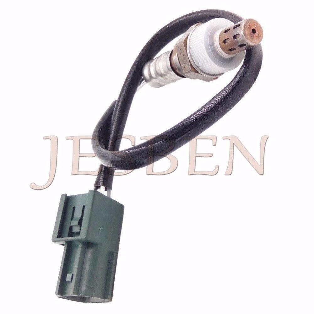Image 2 - JESBEN Lambda Sensor Oxygen Sensor Air Fuel Ratio Sensor FOR PRIMERA X TRAIL Part No# 22690 8J001 226908J001Exhaust Gas Oxygen Sensor   -