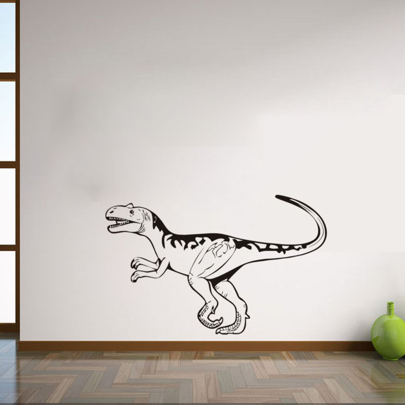 Dinosaur Name Etsy Vinyl Wall Stickers Custom Various Dinosaur - Custom vinyl wall decals dinosaur