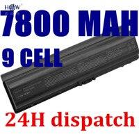 7800MAH 9cells Baterias Notebook Laptop Battery For HP DV2000 Battery DV6000 V3000 V6000 411462 421 EV089AA