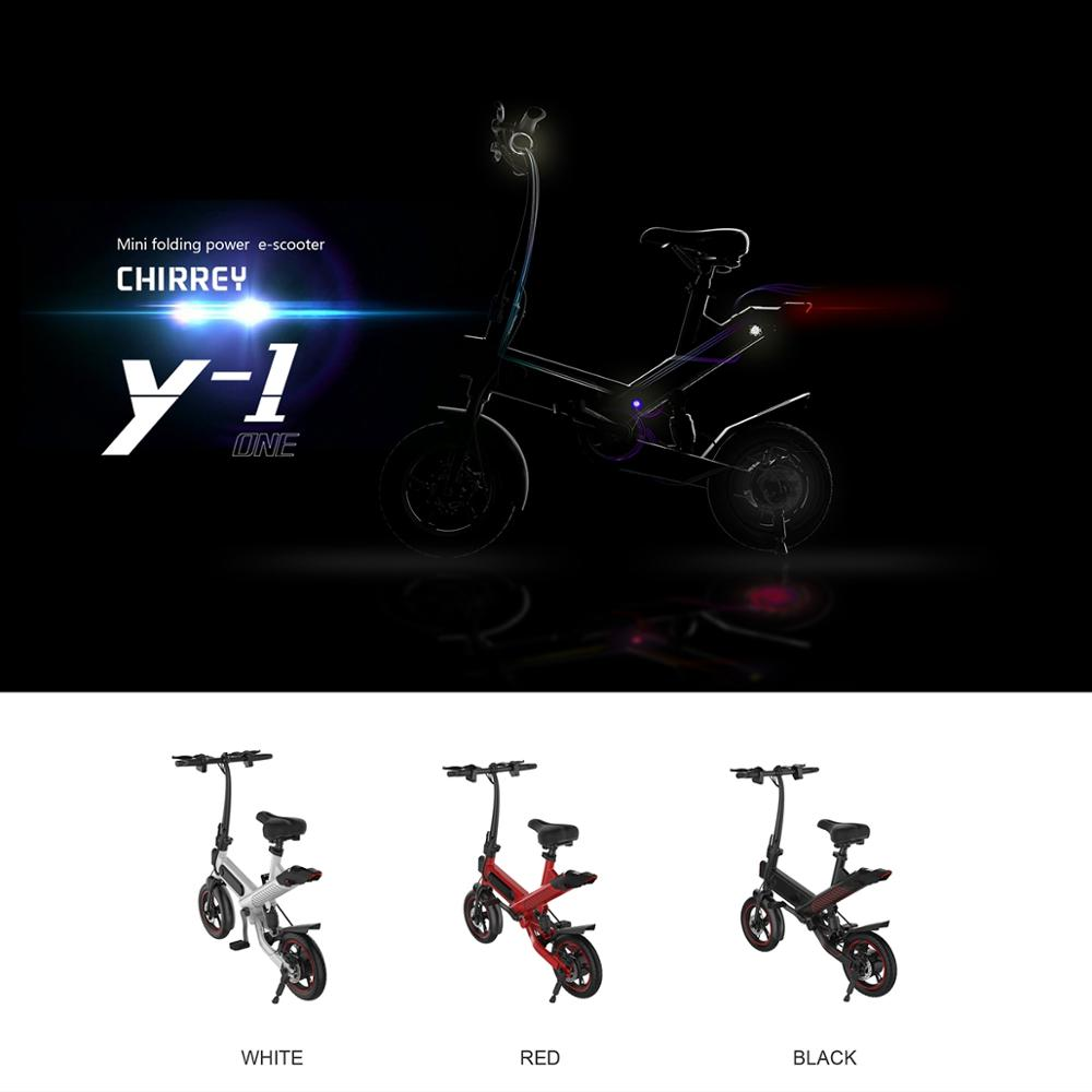 Intelligente Klapp Elektrische Bike12inch Mini Elektrische Fahrrad Ebike 36 V 6AH 10AH Lithium-Batterie Super Mini E Bike 25 km maximale Bat