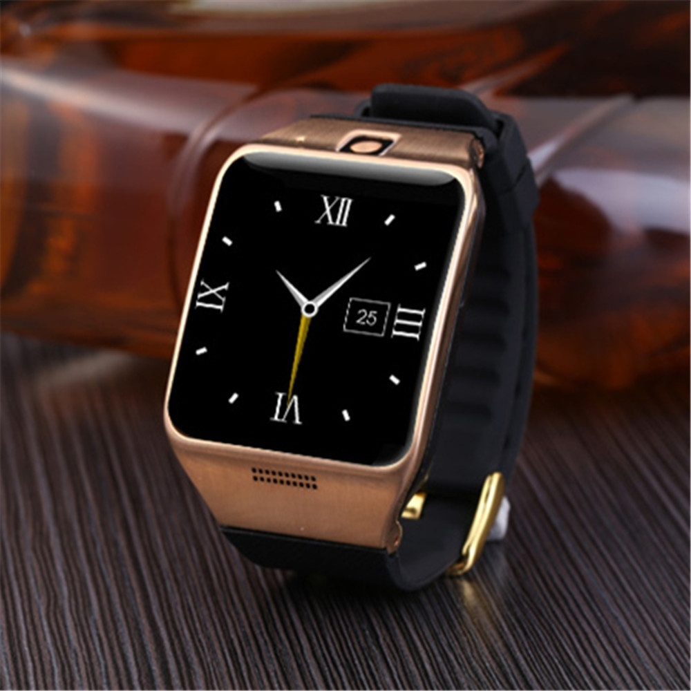Curved Display Bluetooth Smart Watch Wrist Watch with NFC MP3 Support Andriod and IOS Phone Multi Language Supported gt08 1 54 mtk6260a nfc bluetooth watch hd tft smart wrist strap