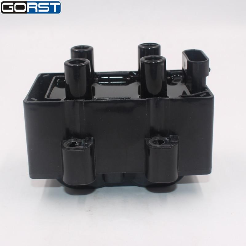 Bobine d'allumage de voiture pour RENAULT 7700274008 22448 00QAC/6001543604/F000ZS0221/DMB4082526151A|coil for renault|coil renault|coil ignition - title=
