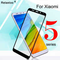Protective Glass For Xiaomi Redmi Note 5 Xiomi Mi A5 plus 5x 5s Xiaomei X S Case On Ksiomi Redme 5a Not Note5 Pro Siaomi Mi5 Pro