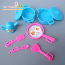 New Kitchen Tableware Doll Accessories For Barbie Dolls Toys Girls Baby Play House Toys