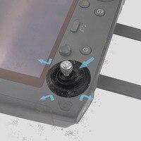 Polegar 1 par controle remoto Inteligente com tela rocker mavic 2 pro zoom À Prova de Poeira capa Protetora Para DJI Zangão acessórios